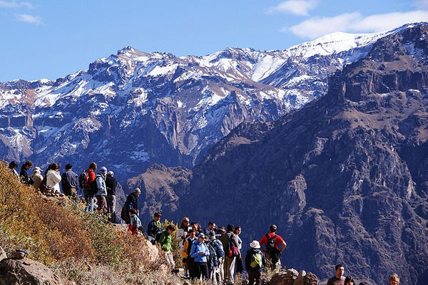 trek canyon de colca